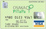 OSAKA PiTaPaカード